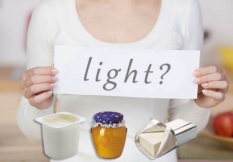 Prodotti light: sono sicuri?