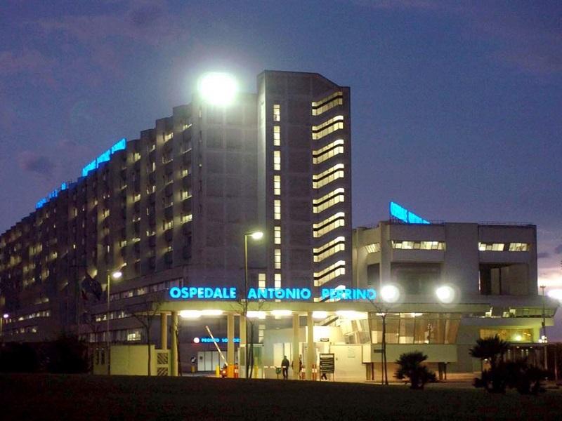 Follia all'ospedale Perrino di Brindisi