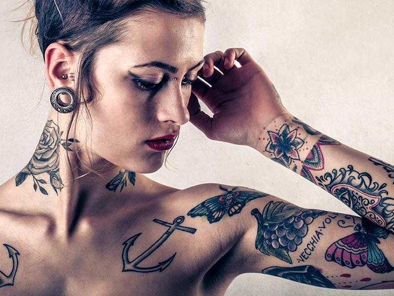 Tatuaggi e piercing: quale rapporto con il Wound Care?