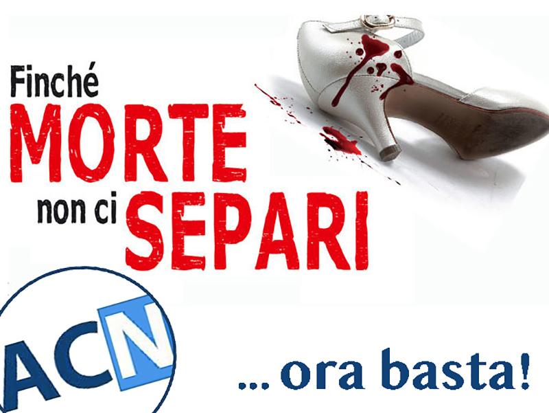 Infermieri in tutta Italia contro la violenza di genere.
