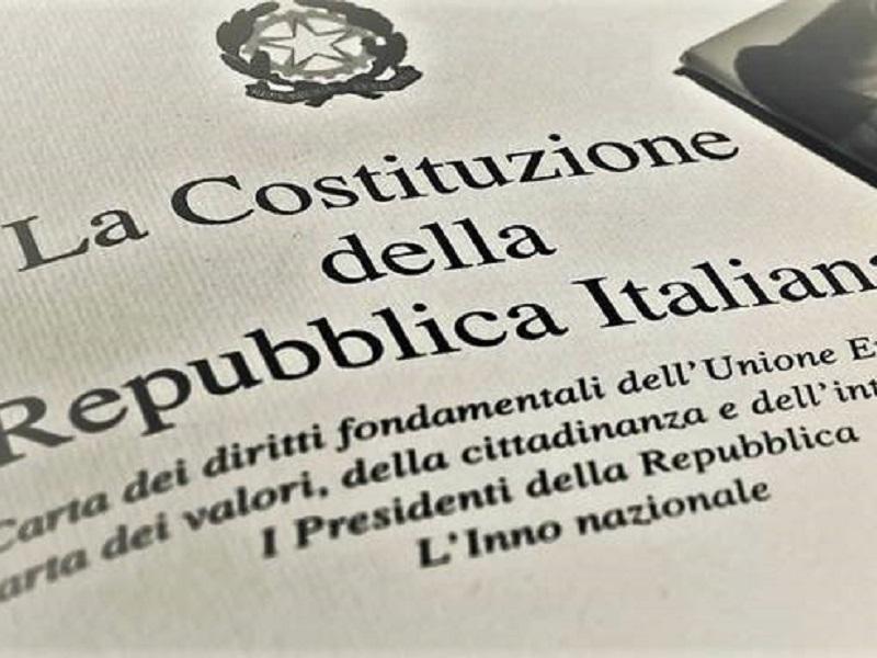 La Sanità Italiana nella Costituzione!
