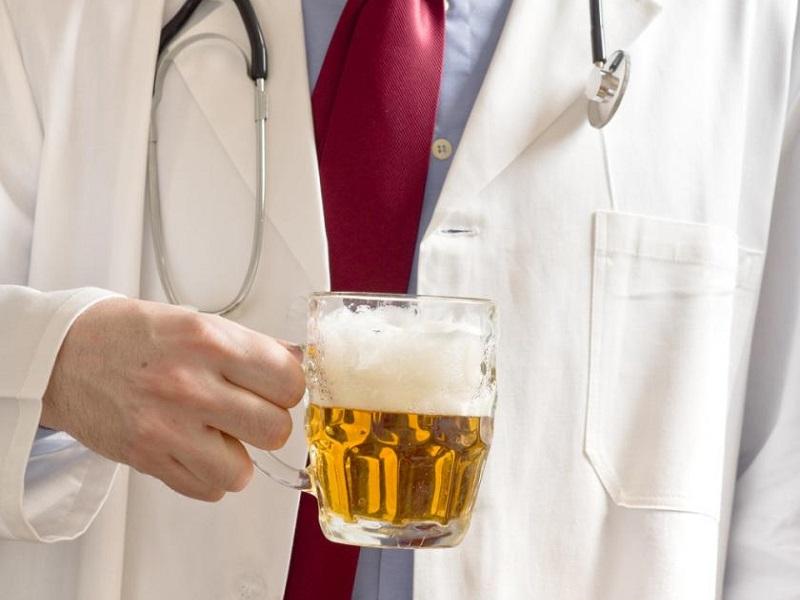 Un bicchiere può rovinare una carriera!