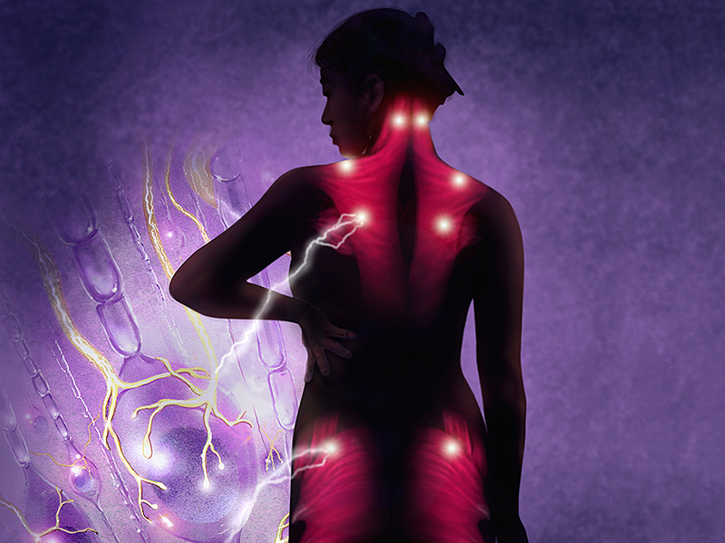 OSS24 | Malata di Fibromialgia, costretta a lavorare da Coop Francese!