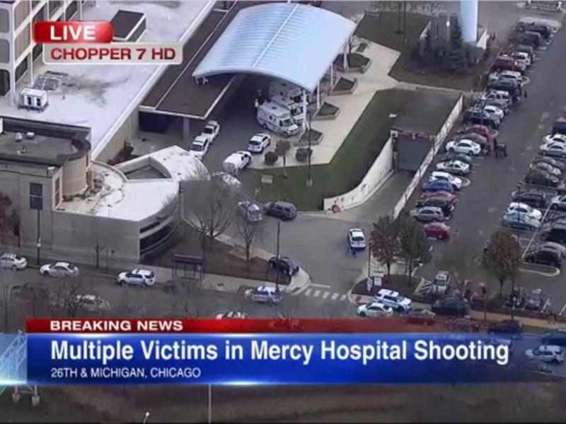 Tragedia e terrore a Chicago!