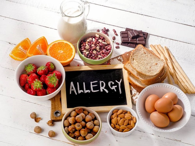 Allergie alimentari e alimentazione