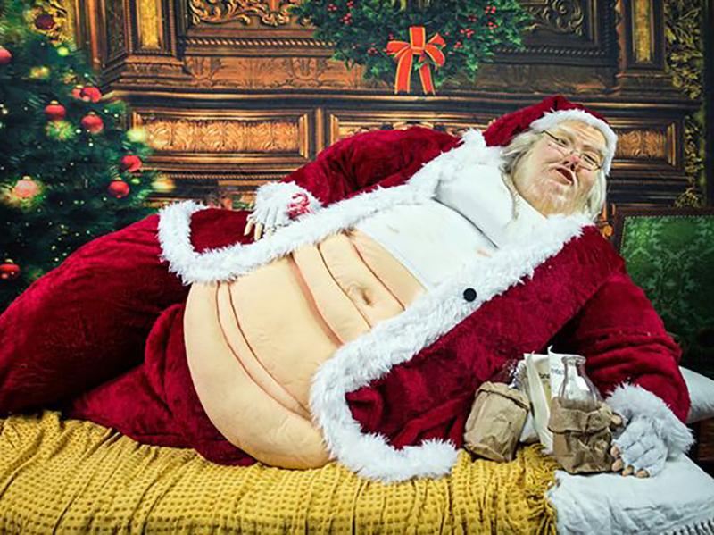 Dottore ma è vero che Babbo Natale ha qualche acciacco?