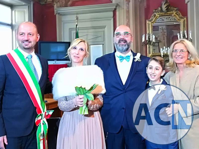 Ivan e Annalisa sposi: gli auguri di AssoCareNews.it.