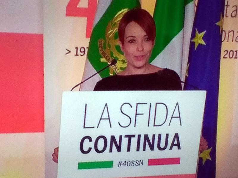 Infermieri e 40° SSN: Paola Arcadi, noi protagonisti del futuro dell'assistenza!