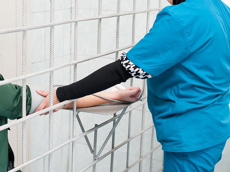 Empatia confinata: noi infermieri nel carcere.