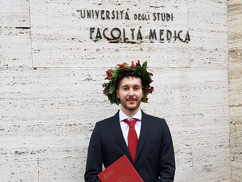 Federico Martini, neo collega!