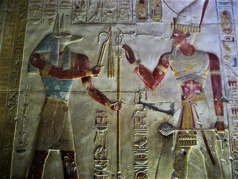 Medici specialisti già nell'antico Egitto!