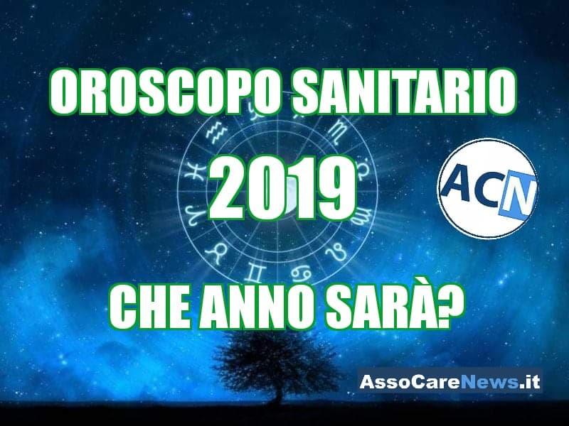 Oroscopo 2019 Infermieri, oss e professionisti sanitari: che anno ti aspetta?
