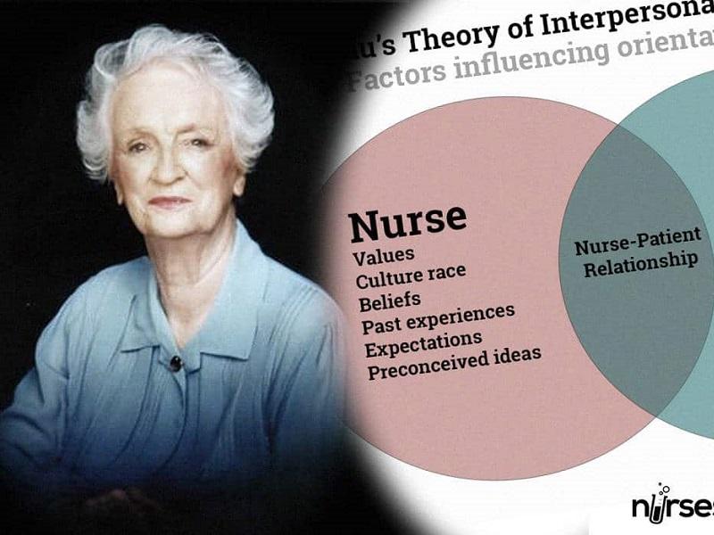 Hildegard Peplau, teorica del nursing!