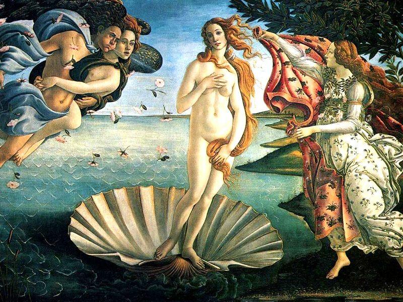 Arresto cardiaco davanti la Venere di Botticelli!