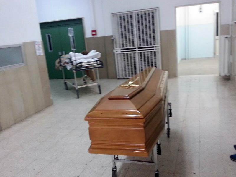 Nessun Infermiere alla base del business dei funerali pilotati a Bologna.