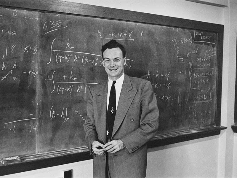 Concorsi, esami e test: le 3 regole di Feynman per superarli!