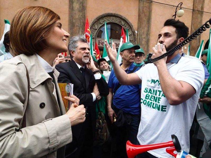 Infermieri e OSS licenziati a Bologna perché trovati a dormire di notte. Sepe, FIALS: è sciopero della fame!