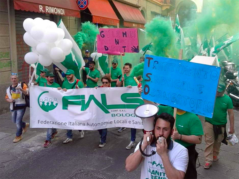Infermieri e Oss di sala operatoria in sciopero: Fials contro radio-esposizione.