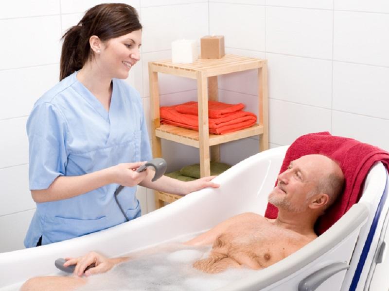 Igiene del paziente: meglio acqua o senza?