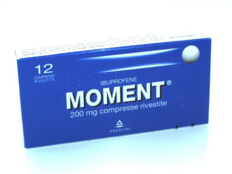 Moment: indicazioni, effetti e prescrizione