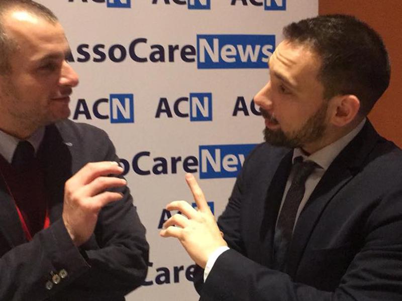 Tonino Aceti portavoce degli Infermieri Italiani.