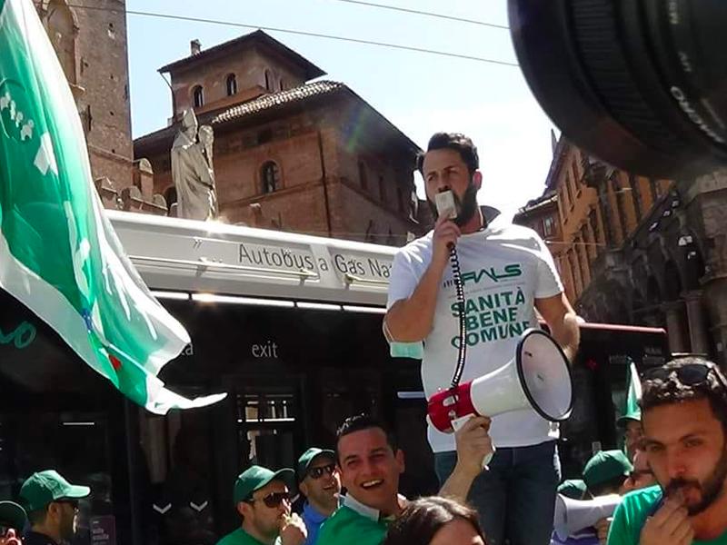 Coronavirus. Infermieri, OSS e Professioni Sanitarie avranno tamponi in Emilia Romagna. Esulta la FIALS.