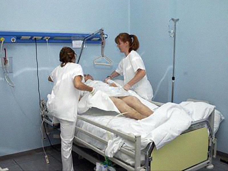 Gli Infermieri devono fare l'igiene al paziente, parola di Infermiera!