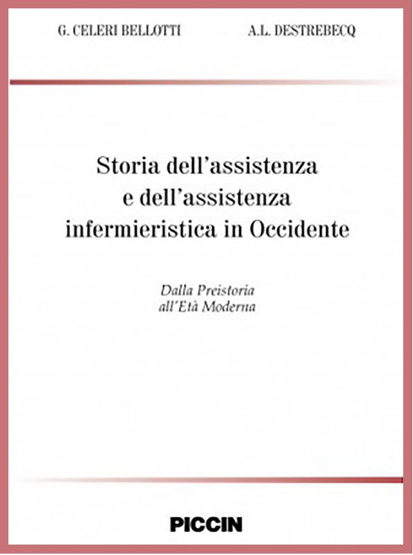 La copertina del volume di Bellotti e Destrebecq.
