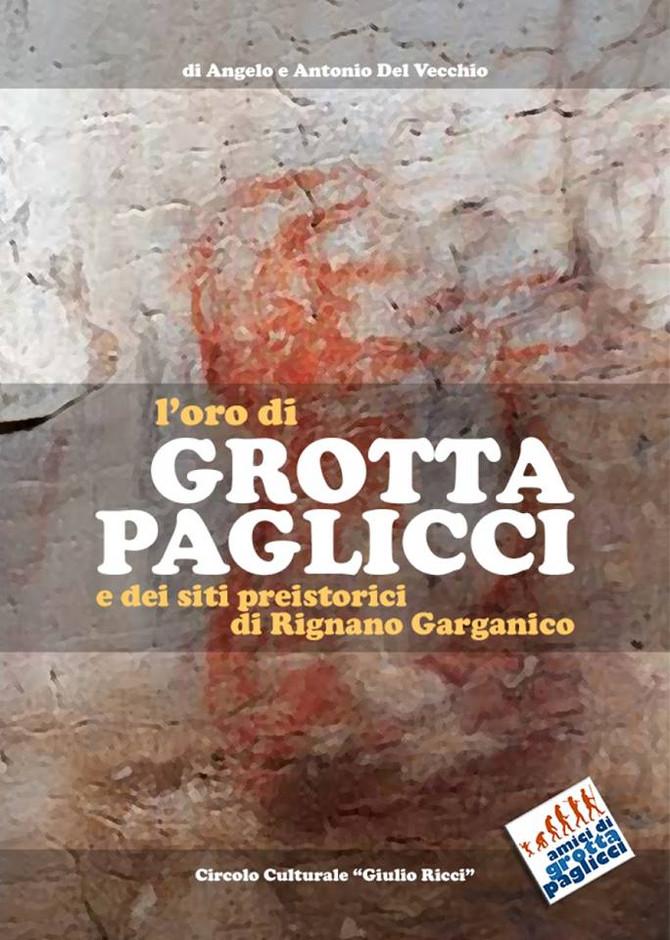 Il volume di Angelo e Antonio Del Vecchio su Grotta Paglicci.