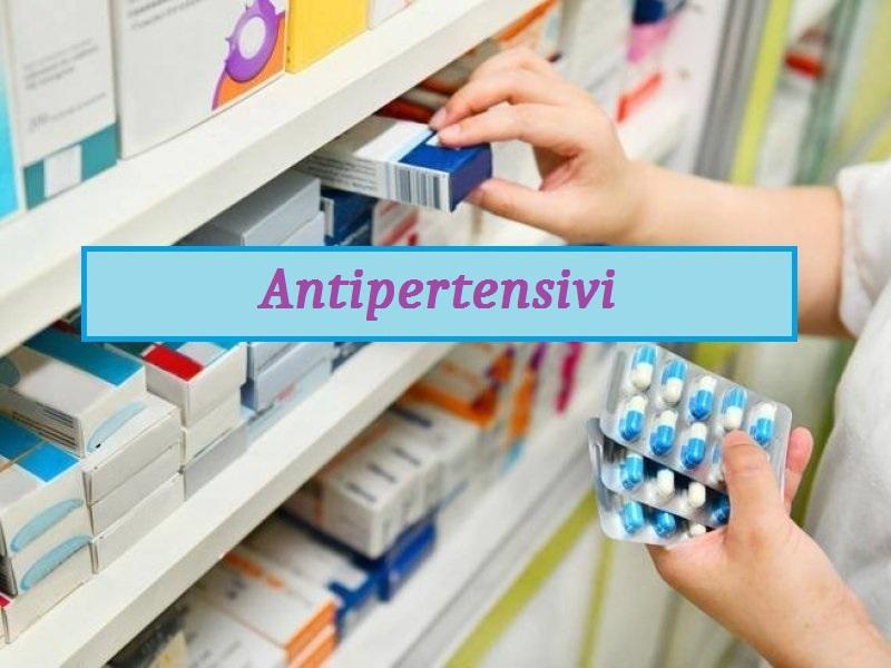 Antipertensivi: cosa sono e quali sono?