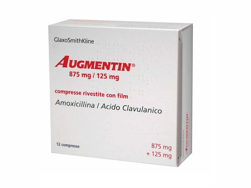 Augmentin: dosaggi, efficacia ed effetti collaterali dell'amoxicillina