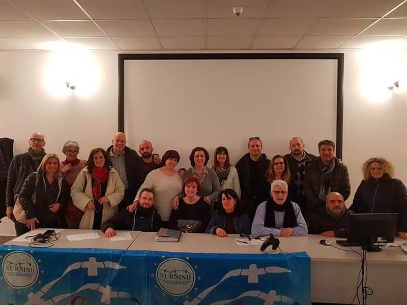Nursind: Renato Congedo eletto segretario regionale Emilia Romagna.