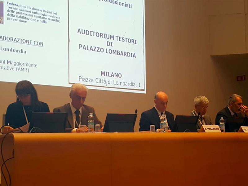 Ordine TSRM e PSTRP Milano e Istituzioni Regionali: progetti futuri e opportunità di sviluppo.