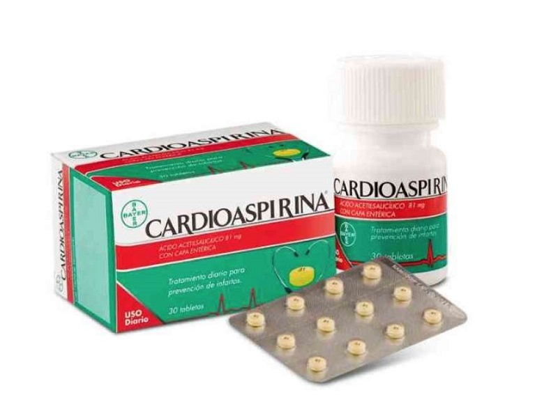 Cardioaspirina: quando è indicata?