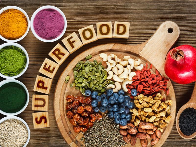 Superfood: quali sono gli alimenti super?