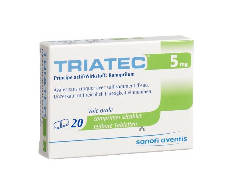 Triatec, uno degli antipertensivi più diffusi!