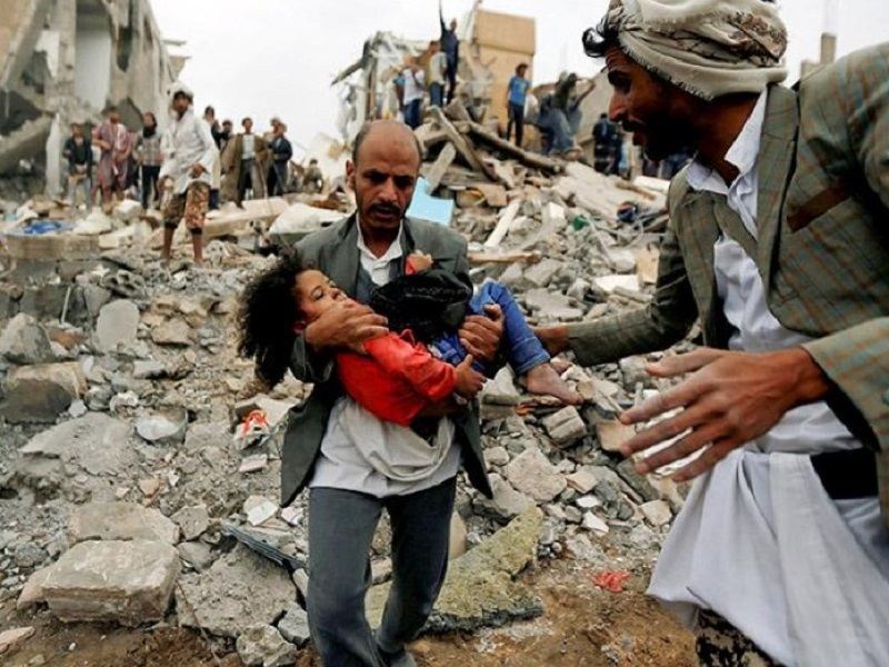 Yemen, bombardato ospedale Save The Children: morti e dispersi!