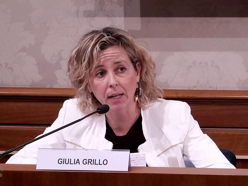 Giulia Grillo (M5S) è il nuovo Ministro della Salute!
