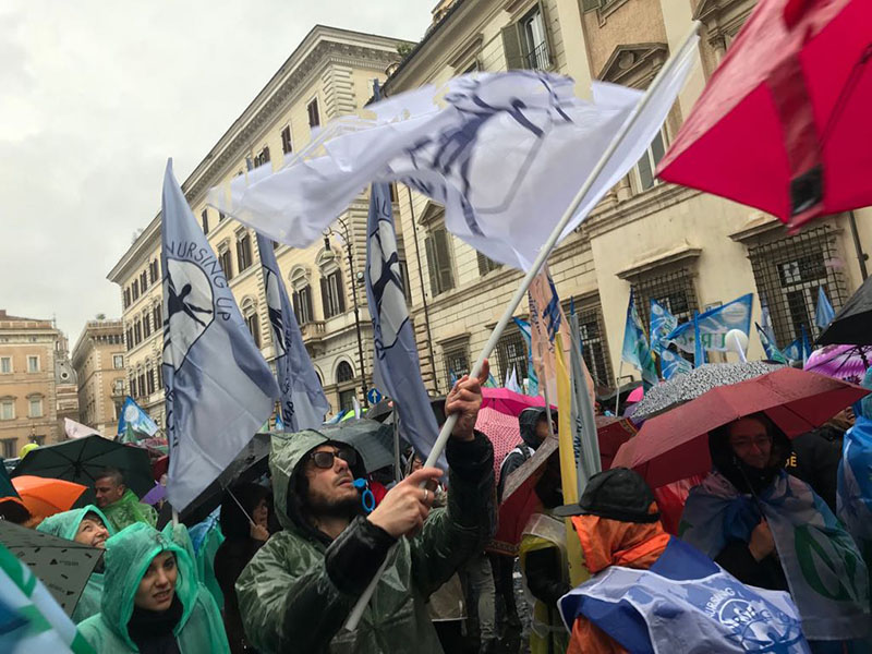 Nursing Up verso lo sciopero nazionale degli Infermieri, Italia a rischio paralisi.
