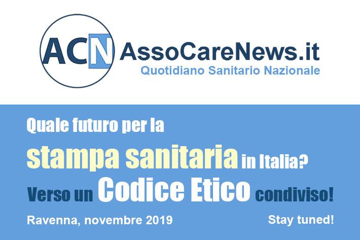 L'evento organizzato a Ravenna da AssoCareNews.it è in fase di preparazione.
