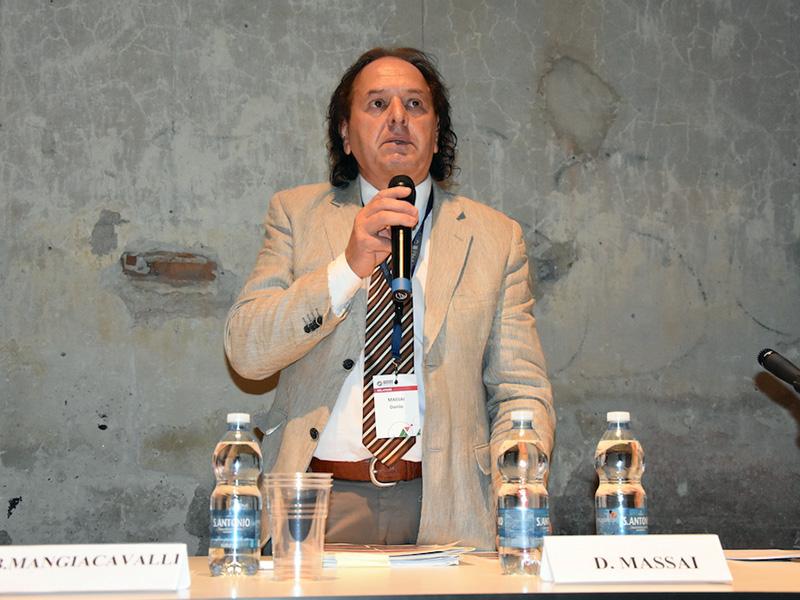 Danilo Massai, presidente Opi Firenze-Pistoia.