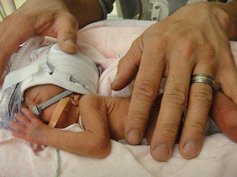 La SIDS è una sindrome che può colpire tutti i neonati.