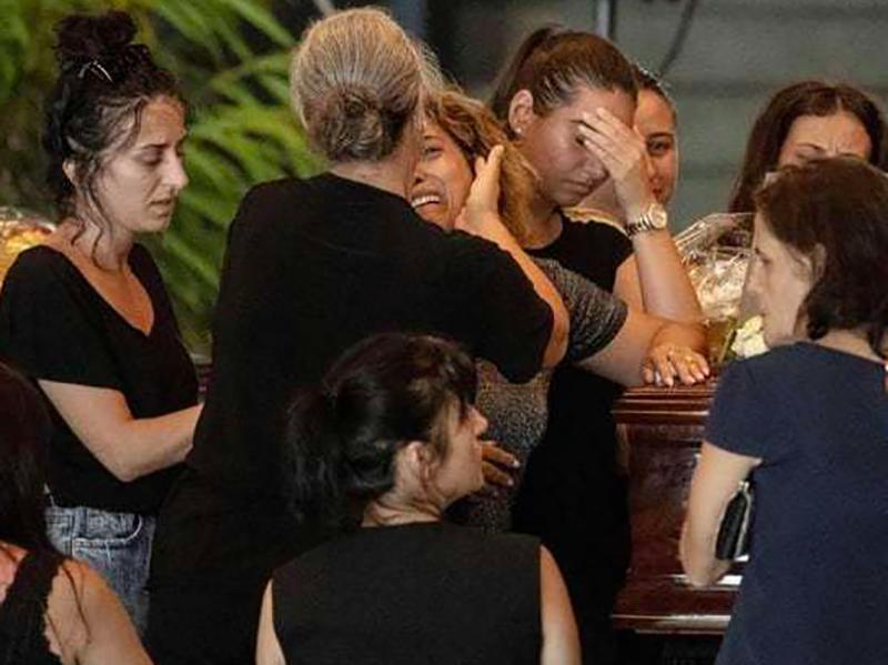 Infermieri Cives Genova: supporto familiari vittime Ponte Mornandi.
