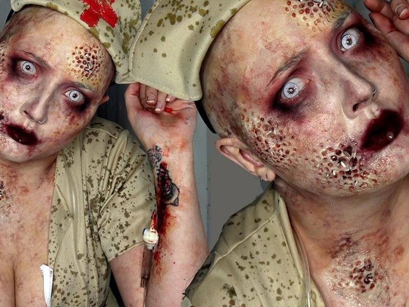 Infermieri allo smonto notte. Ecco la processione degli zombie.