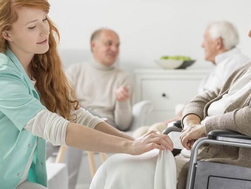 Viola. Storia di una infermiera.