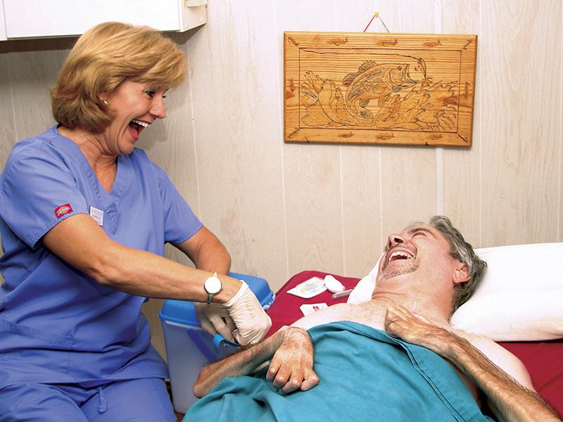 Come può la Medicina Narrativa velocizzare i processi di recupero psico-sociali di una paziente stomizzato? Ce lo spiega l'infermiera Serena Pannetta.