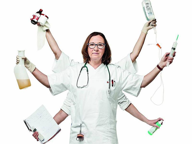 Se tornassi indietro sceglieresti di essere infermiere?