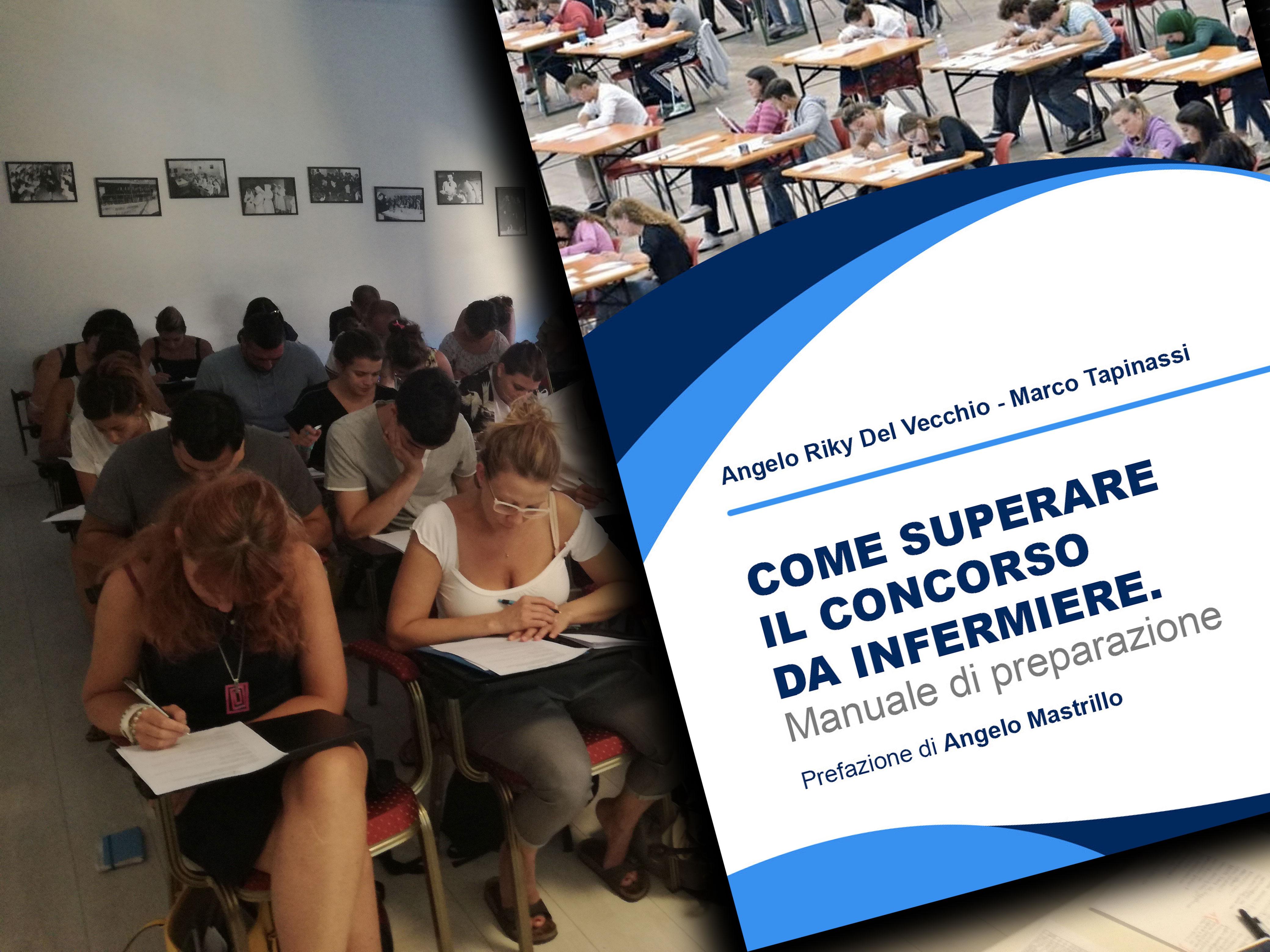 Libro | Come superare il Concorso per Infermieri e per Infermieri Pediatrici: nuova edizione.