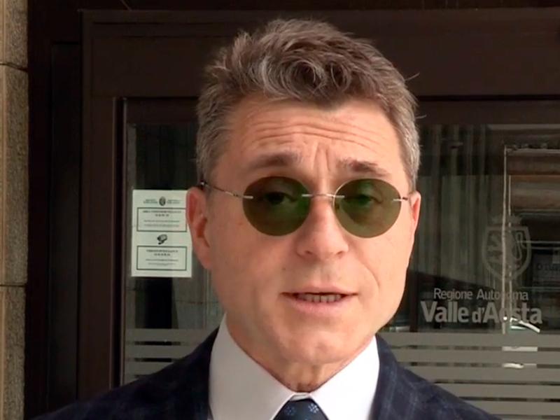 """Fisioterapisti: l'AIFI rilancia la professione ad Aosta. Mauro Tavarnelli: """"siamo al punto di svolta""""."""