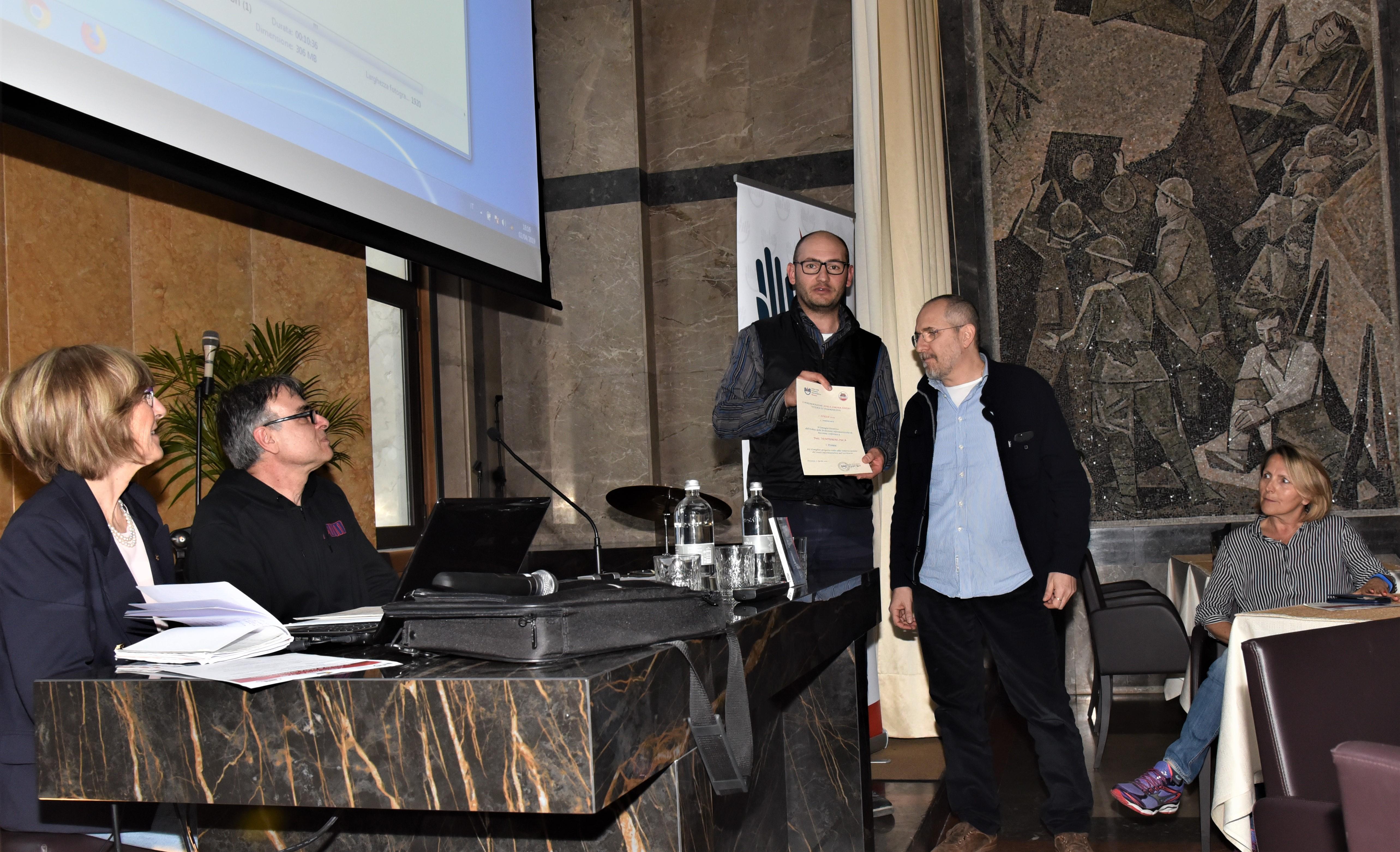 OPI Ravenna: vittime di femminicidio, assegnato premio Adela Simona Andro.